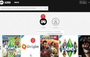 Alterar resposta da pergunta de segurança Origin EA