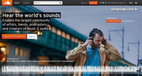 Como Excluir Conta do SoundCloud