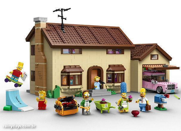 LEGO dos Simpsons