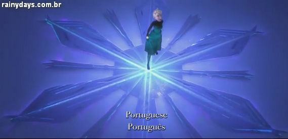 Let It Go da Animação Frozen em 25 Idiomas