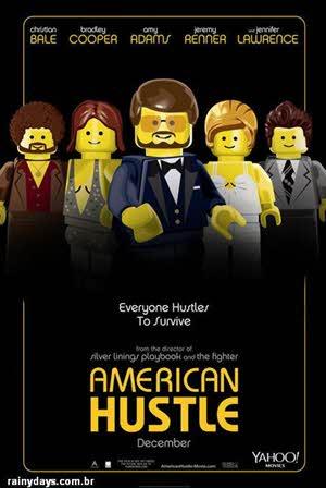 Trapaça em Lego Oscar