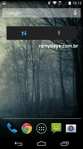 Adicionar Lanterna no Android 4.4 Kit Kat