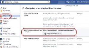 Como esconder botão Adicionar aos Amigos do Facebook