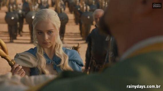 Especial de 25 Minutos de Game of Thrones
