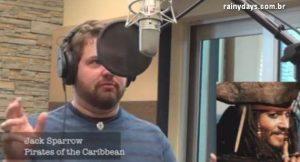 Homem Canta Let It Go em 20 Vozes Diferentes da Disney e Pixar
