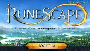 Como excluir conta do RuneScape