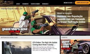 Como excluir conta do Rockstar Games Social Club