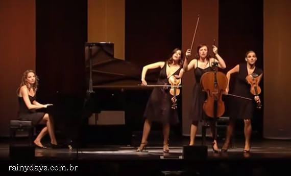 Quarteto Alemão Salut Salon