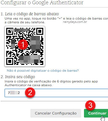 Escanear código QR Evernote 2 etapas