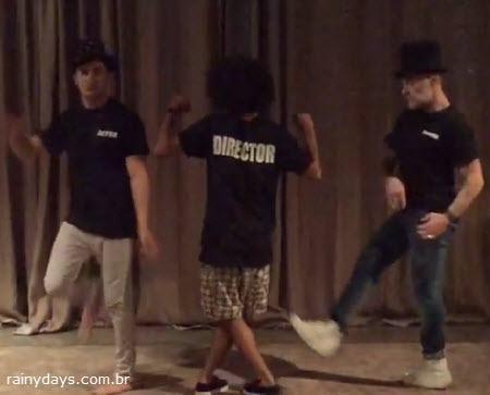 Zac Efron Dançando