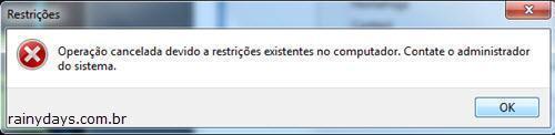 Bloquear Uso de Programas Específicos no Windows 5