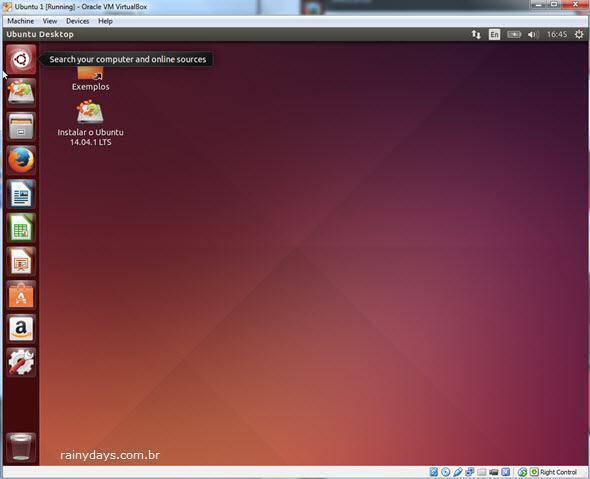 Testar Ubuntu no Windows