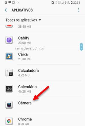 aplicativos câmera Android