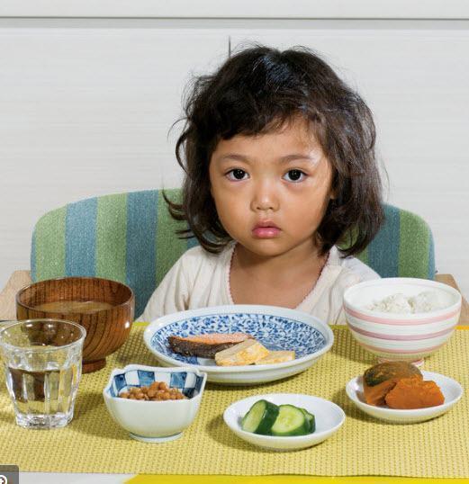 Café da Manhã Que Crianças Comem pelo Mundo (Fotos)