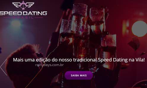 Excluir conta do SpeedDating Brasil