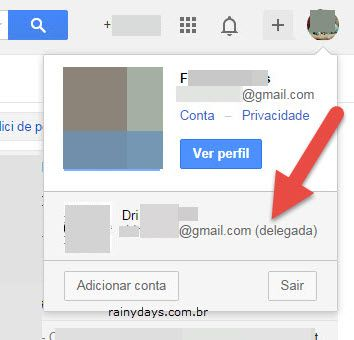 Permitir acesso de amigo Gmail sem compartilhar senha