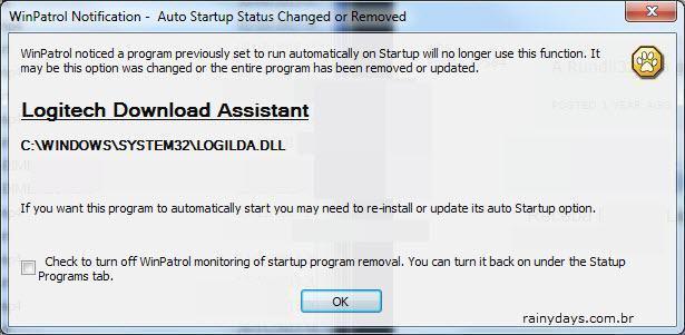 Monitorar Modificações no Computador
