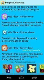 Configurar Android para criança usar 11
