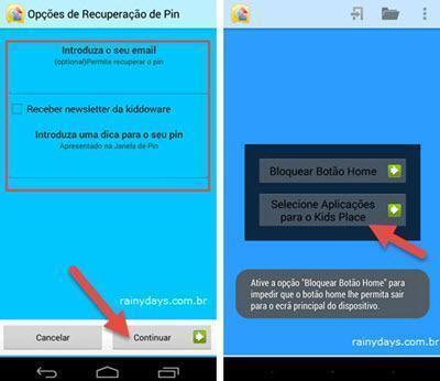 Configurar Android para criança usar 2