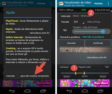 Como criar GIFs no Android rapidamente 2