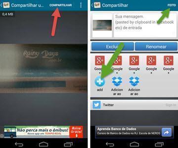 Como criar GIFs no Android rapidamente 6