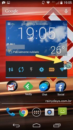 Notificação em Bolhas Flutuantes no Android