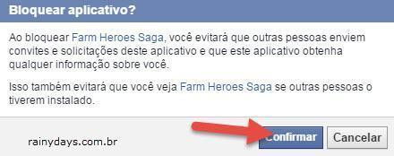 Bloquear Solicitações de Jogos no Facebook