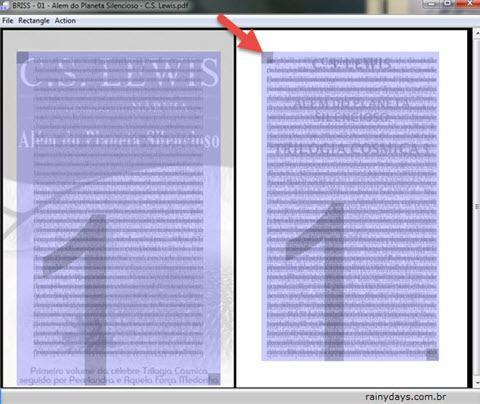 Cortar arquivos PDF rapidamente 4
