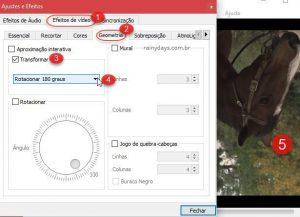Como rotacionar vídeos gravados com smartphone