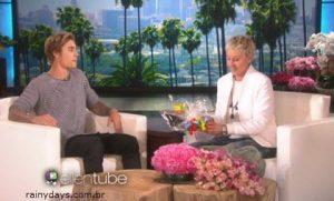 Entrevista do Justin Bieber na Ellen