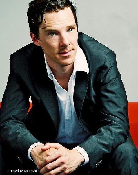 Fotos do Gatíssimo Benedict Cumberbatch