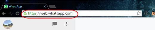 web whatsapp com no navegador