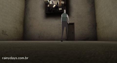 Curta de Animação Lost Cubert