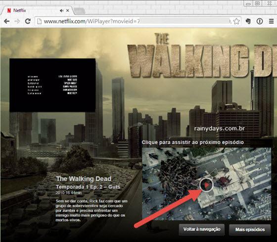 Desativar Reprodução Automática de Episódios no Netflix
