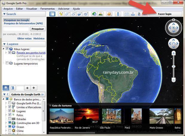 Google Earth Pro Agora é Grátis