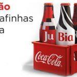 Promoção Minigarrafinhas da Galera Coca-Cola