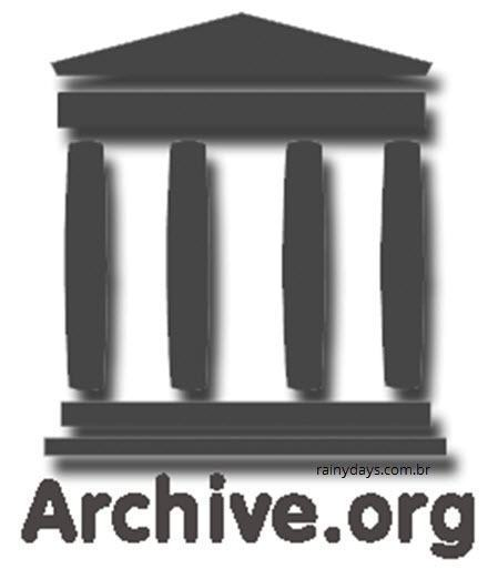 Excluir Conta do The Internet Archive