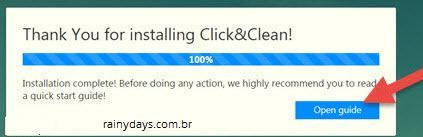 Gerenciar e limpar dados do navegador 7