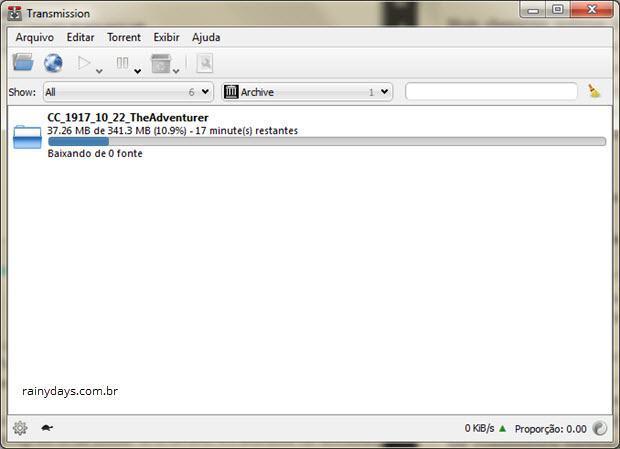 Melhores Alternativas ao uTorrent
