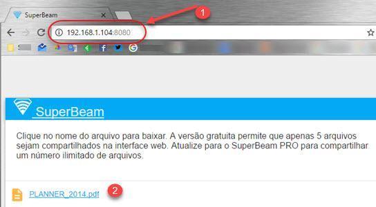 Transferir arquivos pelo wifi direct no Moto X (2)