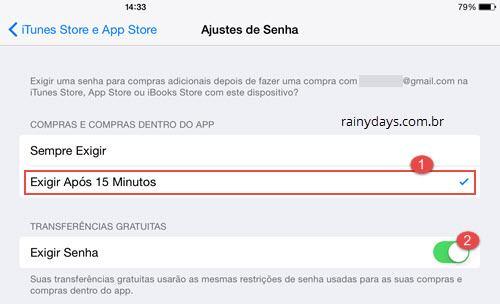 Baixar Apps Grátis na App Store Sem Digitar Senha