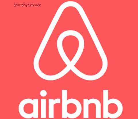 Logo Aribnb, como excluir conta do Airbnb permanentemente