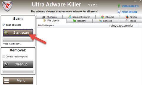 limpar adware do computador 1