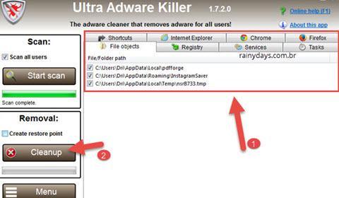 limpar adware do computador 4