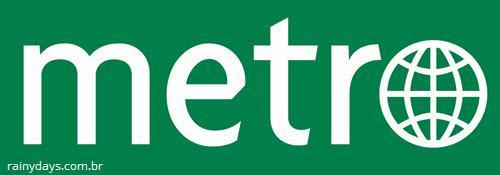 Jornal Metro de Vários Países Online