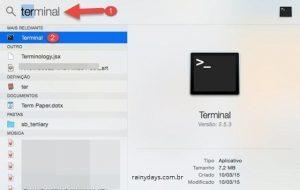 Como limpar cache do DNS no Mac