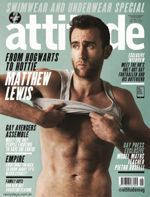 Matthew Lewis Sexy de Cueca