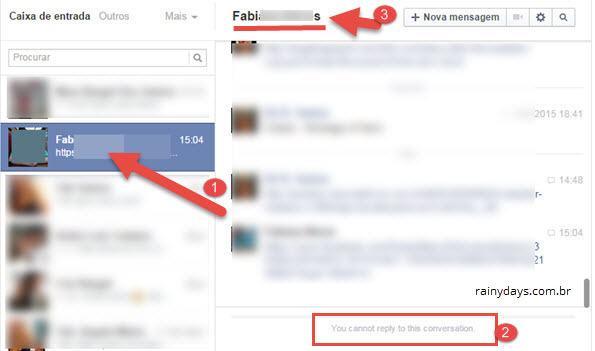 Como ver quem me bloqueou no Facebook 2