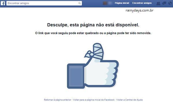 Como ver quem me bloqueou no Facebook