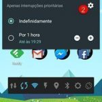 Configurar Prioridade no Android Lollipop